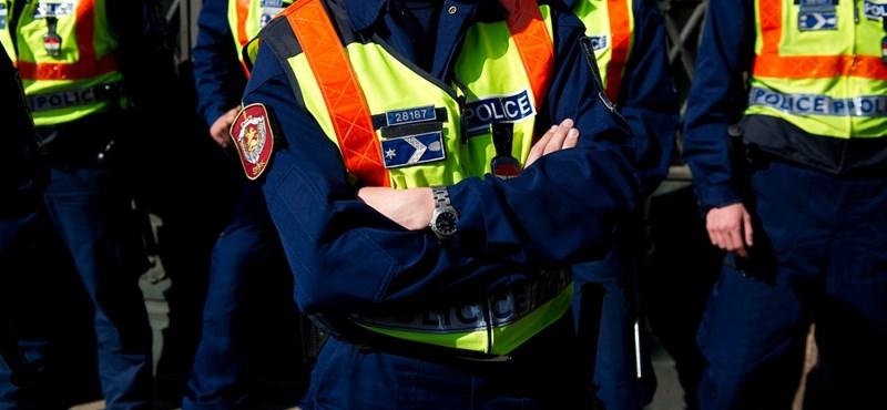 5 százalékkal nő a rendvédelmi dolgozók bére januártól