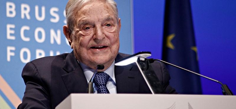 Izraeli milliárdos üzent Soros Györgynek a börtönből