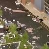 Fosztogattak, autókból lőttek rendőrökre Chicagóban