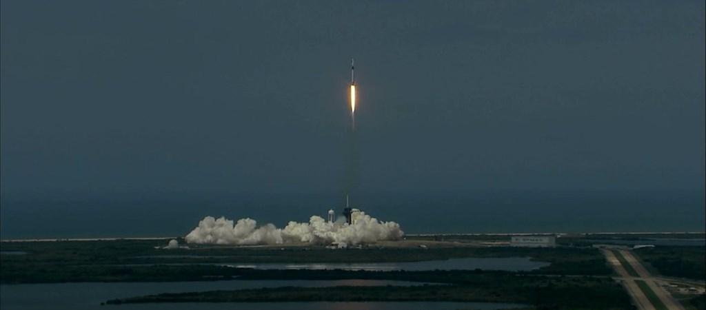 Elindult a SpaceX Crew Dragon űrhajó a Nemzetközi Űrállomásra
