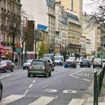Párizs egész területére bevezetik a 30 km/h-s sebességlimitet