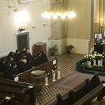 Elbúcsúztatták Kriza Ákost, Orbán Viktor is ott volt