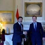 Áder zöld kérdésekről egyeztetett Cameronnal