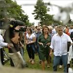 Orbán farmerben ment az osztrák határhoz - fotók