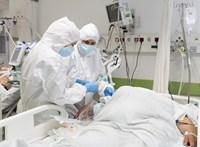 Covid osztályos orvos: Zsákbamacska, hogy melyik beteggel mi történik
