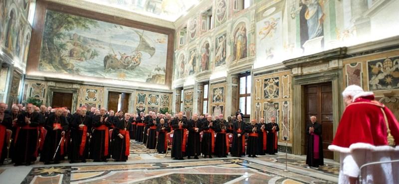 Március 11-én lesz a pápaválasztási mise
