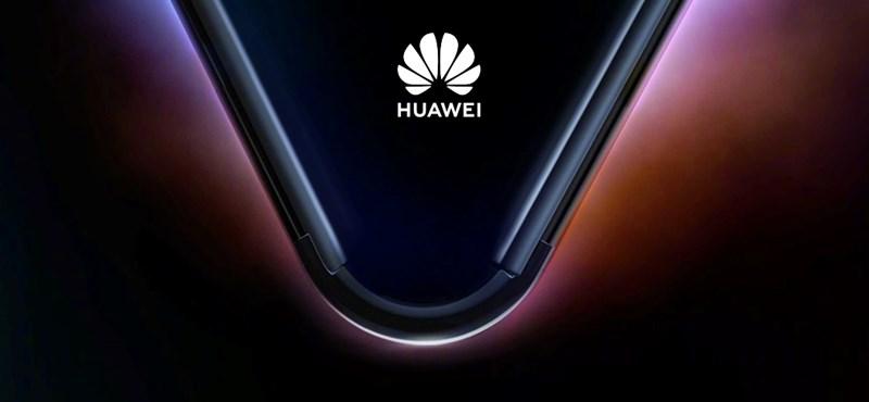 Megvillantotta a Huawei az összehajtható mobilját