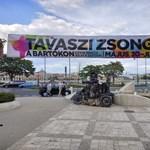 Egy időre átalakul a Bartók Béla út utcaképe