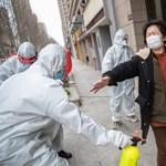 Koronavírus: a WHO vezetője szerint egy hónapja kellett volna cselekedni