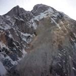 Óriási hegyomlás Svájcban: négymillió köbméter kőzet mozdult meg