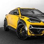 Leginkább ijesztő egy ilyen 750 lóerős Lamborghini Urus