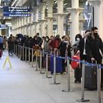 Tíz év börtönt kaphat Nagy-Britanniában, aki megsérti a beutazási rendeletet