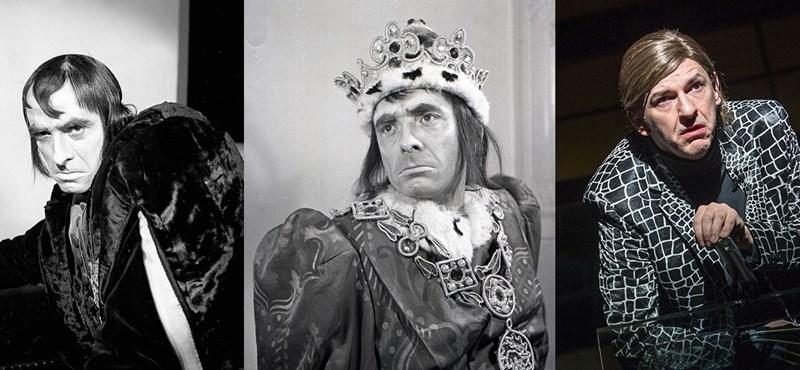 """""""Shakespeare-t nem is kell aktualizálni, mert aktualizálja saját magát"""""""