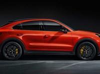 Hivatalos: itt a Porsche Cayenne Coupé