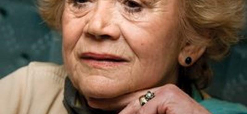 Meghalt Margitai Ági színésznő