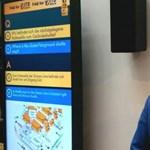 Szinte a megszólalásig ember a Toshiba új humanoid robotja