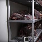 Gyomorforgató videó: penészes húsokkal volt tele egy Baranya megyei üzem