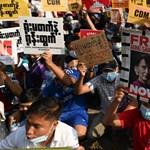 Washington engedélyezte követsége egyes tagjainak és hozzátartozóiknak Mianmar elhagyását