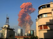 Legalább 78 áldozata van a bejrúti robbanásnak