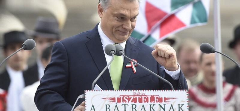 Így válaszolt Orbán a Mazsihisz-elnöknek, aki a Soros-kampány leállítására kérte