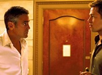 """Brad Pitt: """"Ki volt a jobb, Clooney, vagy én?"""""""