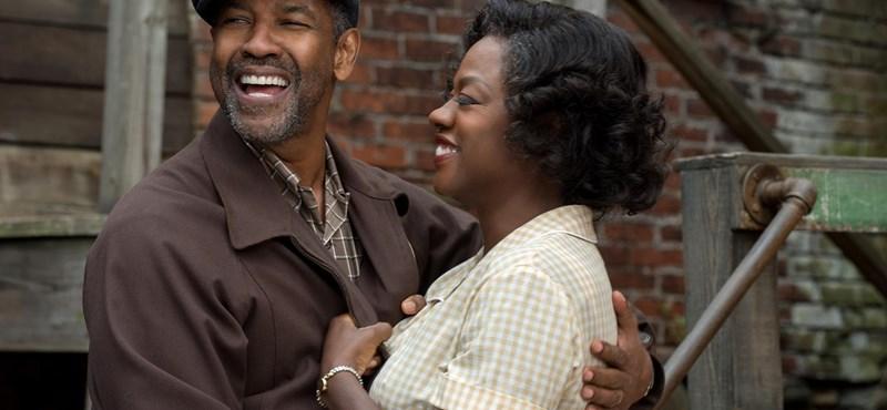 Denzel Washington súlyosan ráhajtott a harmadik Oscarjára – előzetes