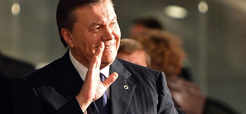 Letartóztatási parancsot adtak ki Janukovics ellen