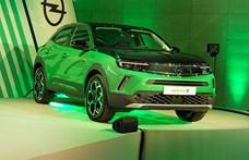 Itthon is bemutatkozott az Opel Mokka - elektromos változatban is