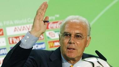 Beckenbauer: Csak Matthäusban bíztam, hogy felveszi a küzdelmet Diegóval