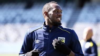 Usain Bolt annyi gólt akar lőni, amennyit csak tud – videó