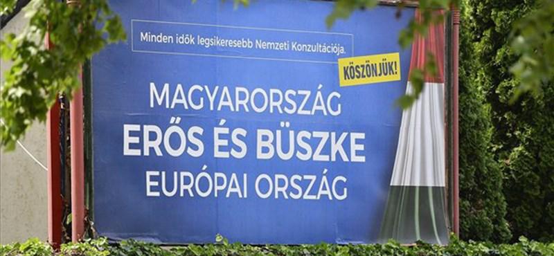 Az MSZP-t fűzheti a Fidesz, hogy meglegyen a plakáttörvényhez a kétharmad