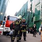 Bombariadó-hullám Moszkvában, 11 bíróságot fenyegettek meg