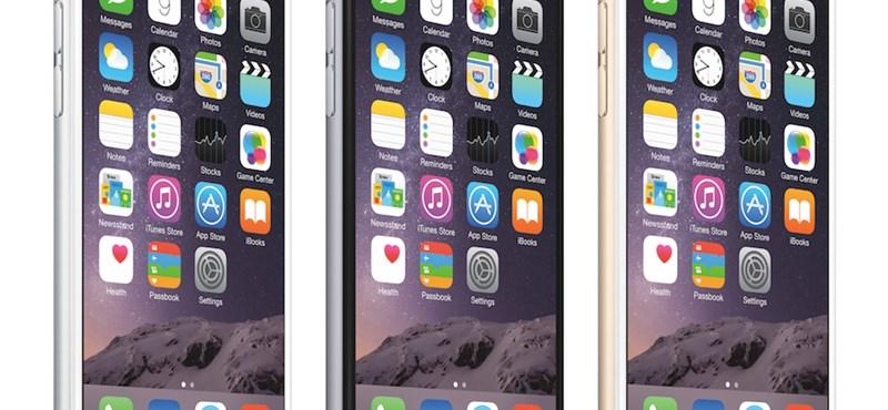 Még az Apple-t is meglepte: 92 iPhone 6-rendelés másodpercenként