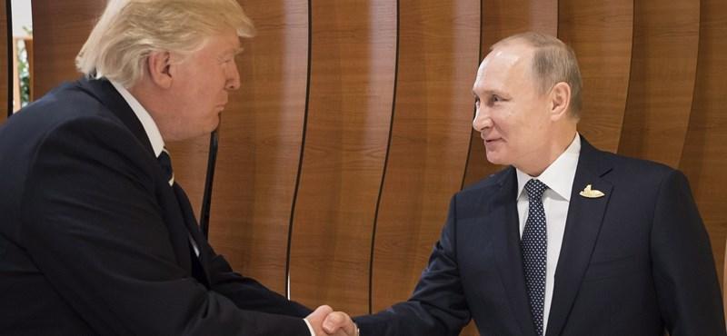 Putyin csőbe húzta Trumpot