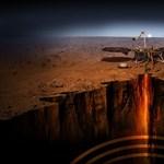 Nem bír a kemény marsi talajjal a NASA robotvakondja, leállítják