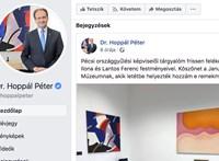 Ingyen adtak múzeumi festményeket a fideszes irodájába
