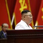 Kim Dzsong Un sokat fogyott, rögtön spekulálni kezdtek az egészségéről