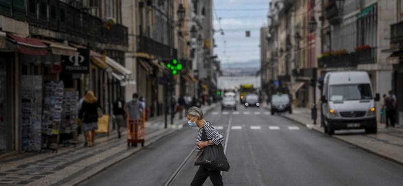 El virus indio se está propagando ampliamente en la capital portuguesa
