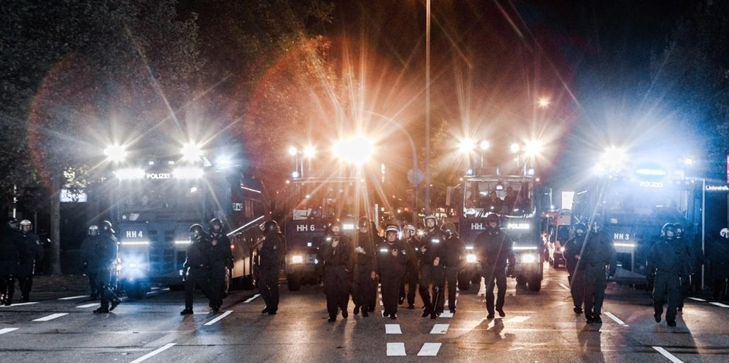 AP!!! október 20-ig!!! - Iszlám állam - Tüntetések Németországban