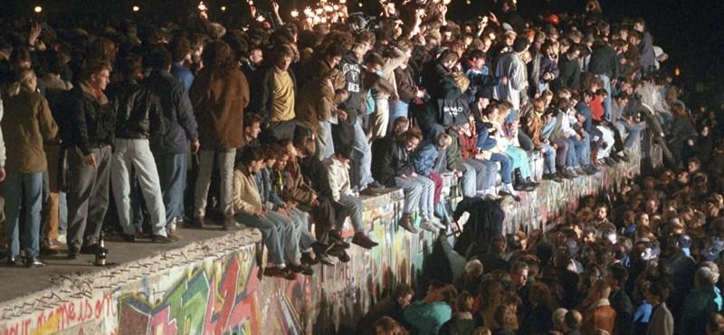 Megint falat akarnak építeni Berlinben