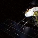 Sikeres volt a japán szonda apró rovereinek landolása az aszteroidán