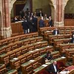 Rendkívüli ülést tart a Parlament hétfőn