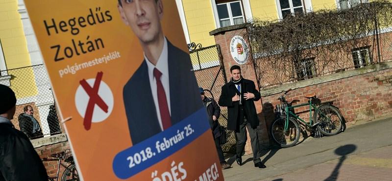 """Márki-Zay: """"60 százalékos részvétel felett nyerhető a választás"""""""