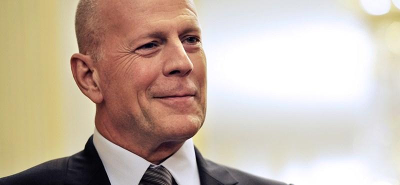 Bruce Willis a színház kedvéért hagyta ott Woody Allen filmjét