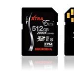 Hihetetlen, mennyi fér rá: itt a világ legnagyobb kapacitású microSD kártyája