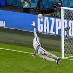Az Eb eddigi legnagyobb gólját hozta a holland-ukrán meccs