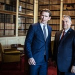 Az osztrák kancellár is kiáll a Sargentini-jelentés mellett