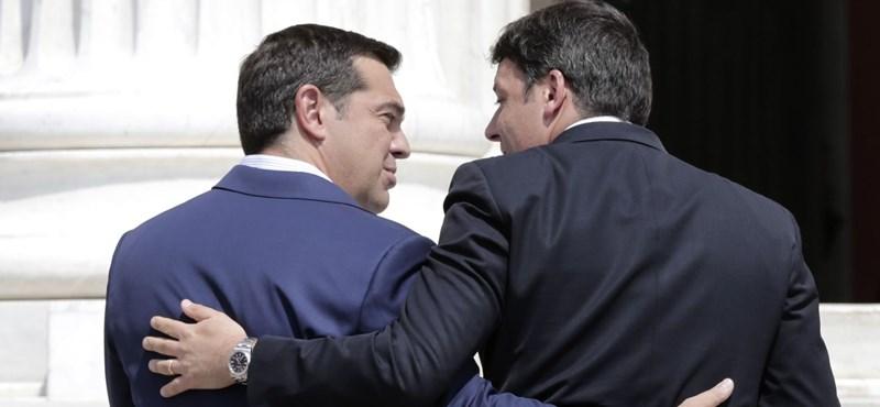 Olasz forgatókönyvek a népszavazás után: egyik rosszabb, mint a másik