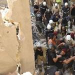 Még mindig nem tudni, mi okozta a hatalmas robbanást Bejrútban