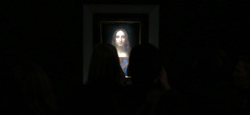 Rekordot döntött Da Vinci: 450 millió dollárért kelt el a Világmegváltó